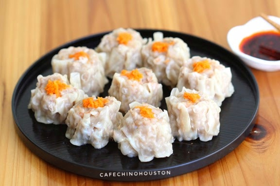Shrimp and Pork Shumai Dumplings Recipe