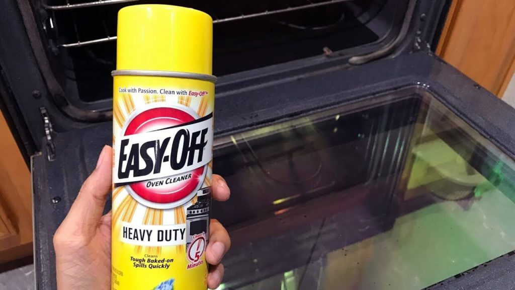 Easy-Off Professional Fume Free Oven Cleaner