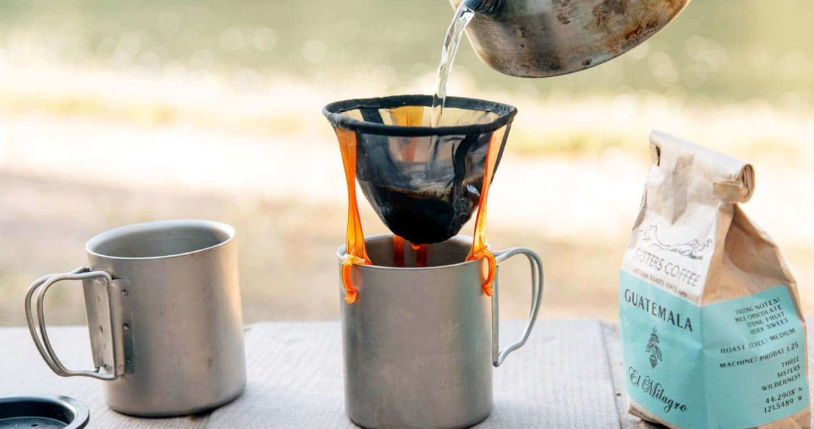 How To Use A Percolator Coffee Pot Camping